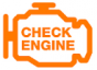 О чем свидетельствует горящий «Check Engine»